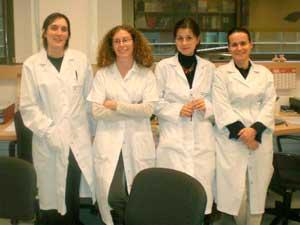 Equipe neurologie
