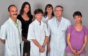 Equipe thérapies cellulaire et génique